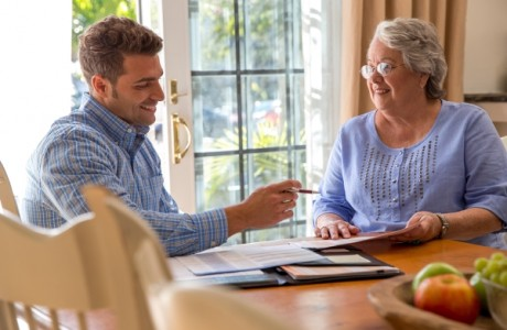 Financial Services, retirement planning